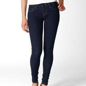 Levi's 535 Leggings Skinny Jeans
